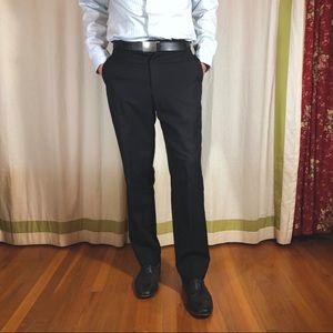 pronto uomo black dress pants black 34 waist